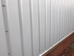 Cladding Cleaning after