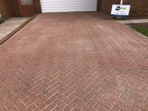 Driveway cleaning perton