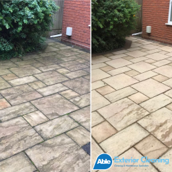 Patio Cleaning Perton